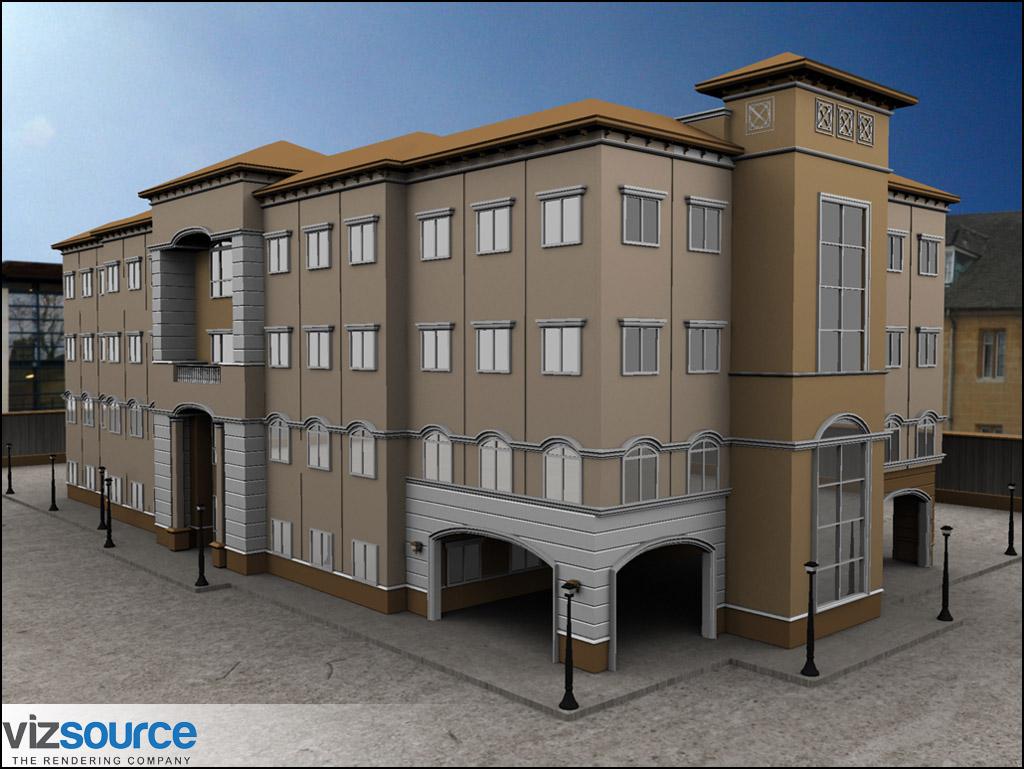 Vincent chung online portfolio for Online 3d house builder